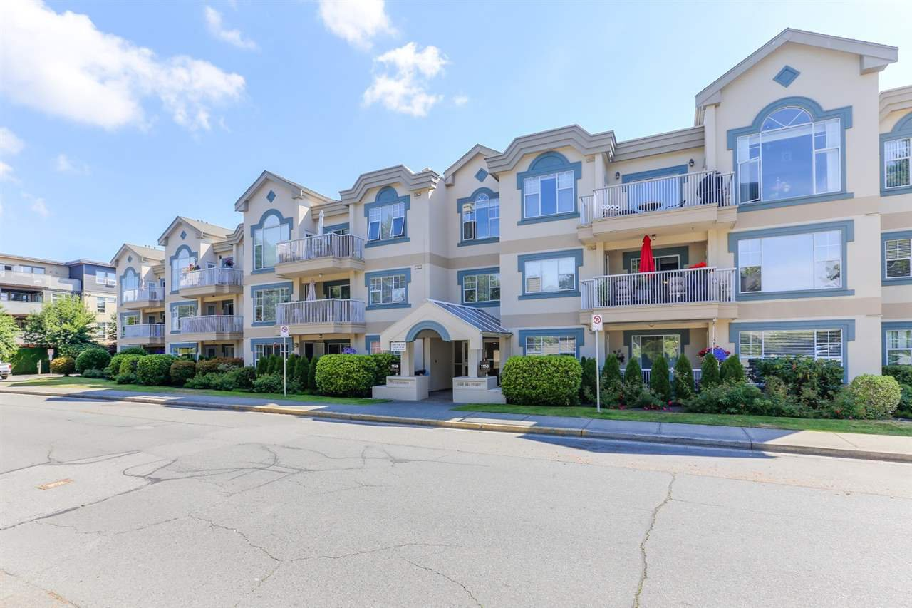 Photo 2: Photos: 108 1150 54A Street in Delta: Tsawwassen Central Condo for sale (Tsawwassen)  : MLS®# R2435523