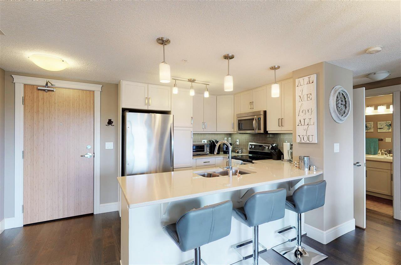 Main Photo: 219 7508 GETTY Gate in Edmonton: Zone 58 Condo for sale : MLS®# E4196374