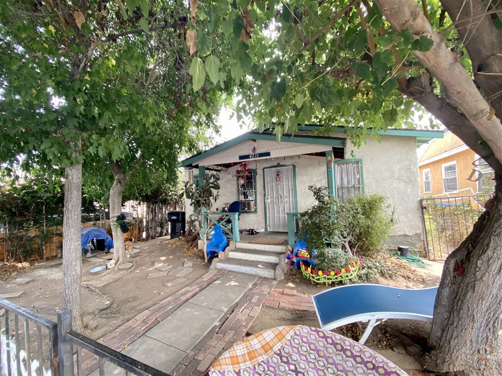 Main Photo: CITY HEIGHTS Property for sale: 4213-15 47Th Street in San Diego