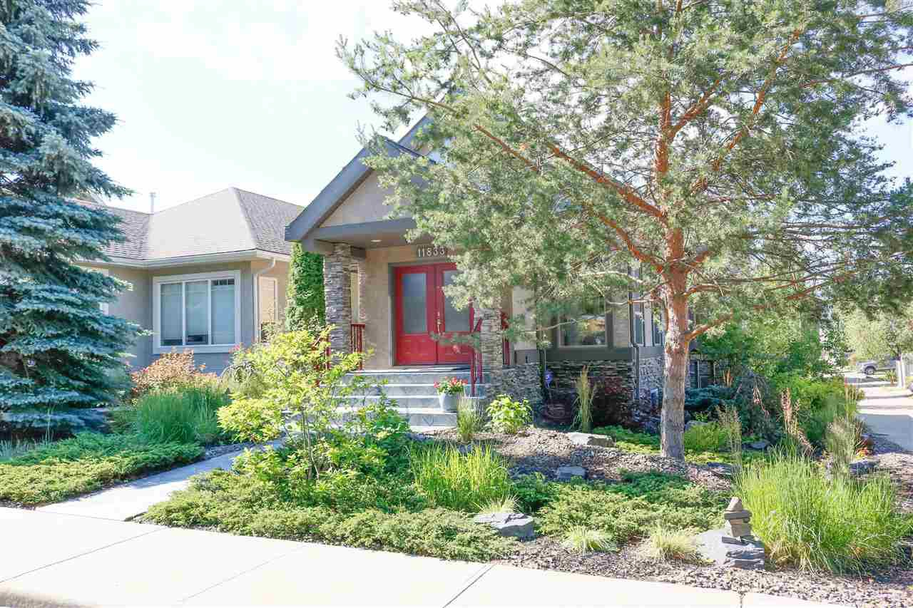 "Main Photo: 11833 71 ""A"" Avenue in Edmonton: Zone 15 House for sale : MLS®# E4223851"