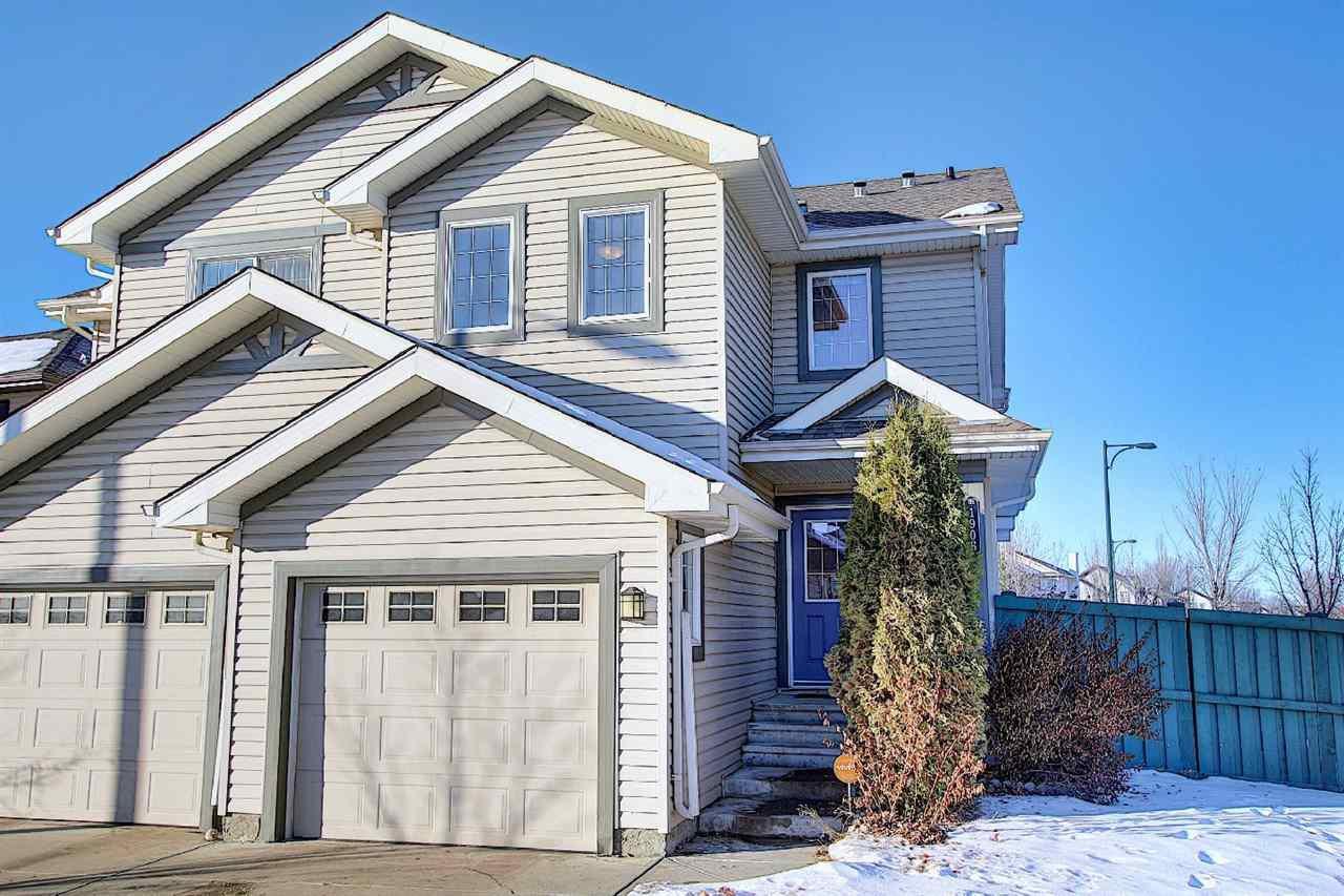 Main Photo:  in Edmonton: Zone 55 House Half Duplex for sale : MLS®# E4224200