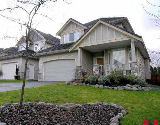 Main Photo: 18118 66 AV in Surrey: Cloverdale BC House for sale (Cloverdale)  : MLS®# F2602687