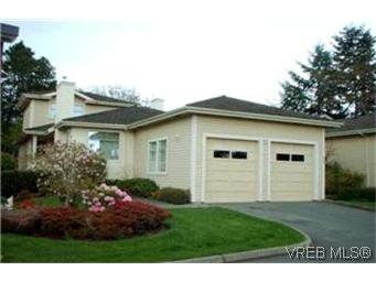 Main Photo:  in VICTORIA: Es Gorge Vale Row/Townhouse for sale (Esquimalt)  : MLS®# 393845