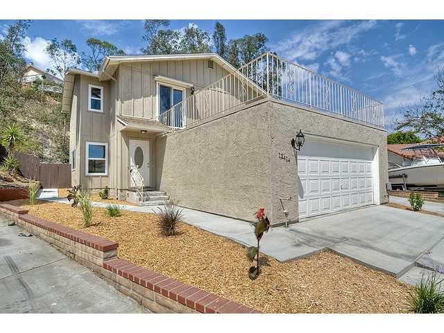 Photo 2: Photos: EL CAJON House for sale : 4 bedrooms : 12414 Rosey Road