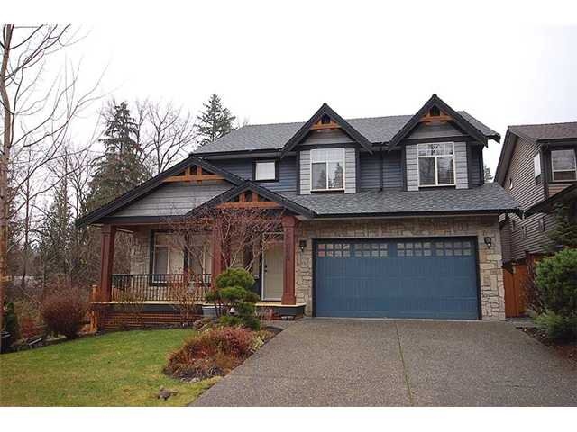 "Main Photo: 24615 KIMOLA Drive in Maple Ridge: Albion House for sale in ""HIGHLAND FOREST"" : MLS®# V989409"