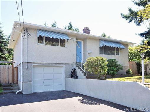 Main Photo: 3929 Braefoot Rd in VICTORIA: SE Cedar Hill Single Family Detached for sale (Saanich East)  : MLS®# 646556