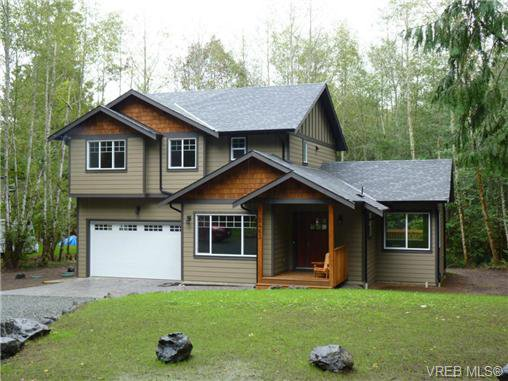 Main Photo: 2463 Kemp Lake Rd in SOOKE: Sk Kemp Lake Single Family Detached for sale (Sooke)  : MLS®# 649532