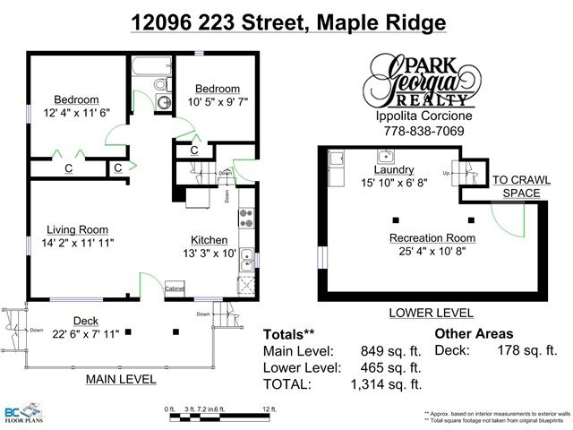 Photo 13: Photos: 12096 223RD Street in Maple Ridge: West Central House for sale : MLS®# V1081849