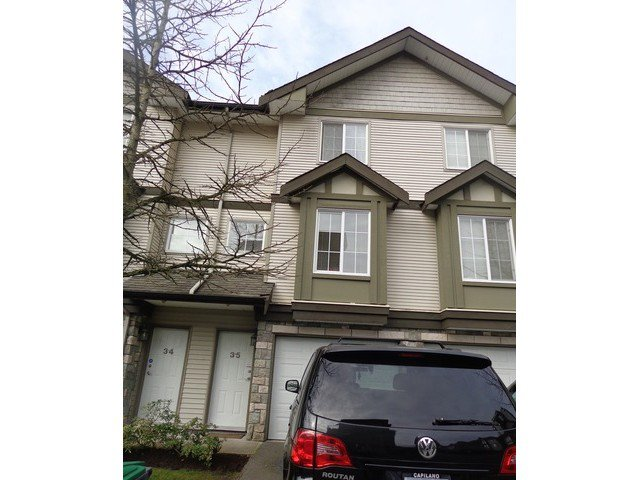 Main Photo: # 35 14855 100TH AV in Surrey: Guildford Condo for sale (North Surrey)