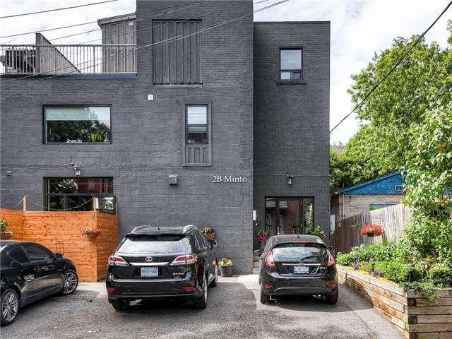 Main Photo: 2B Minto St Unit #Loft 2 in Toronto: Greenwood-Coxwell Condo for sale (Toronto E01)  : MLS®# E3530320