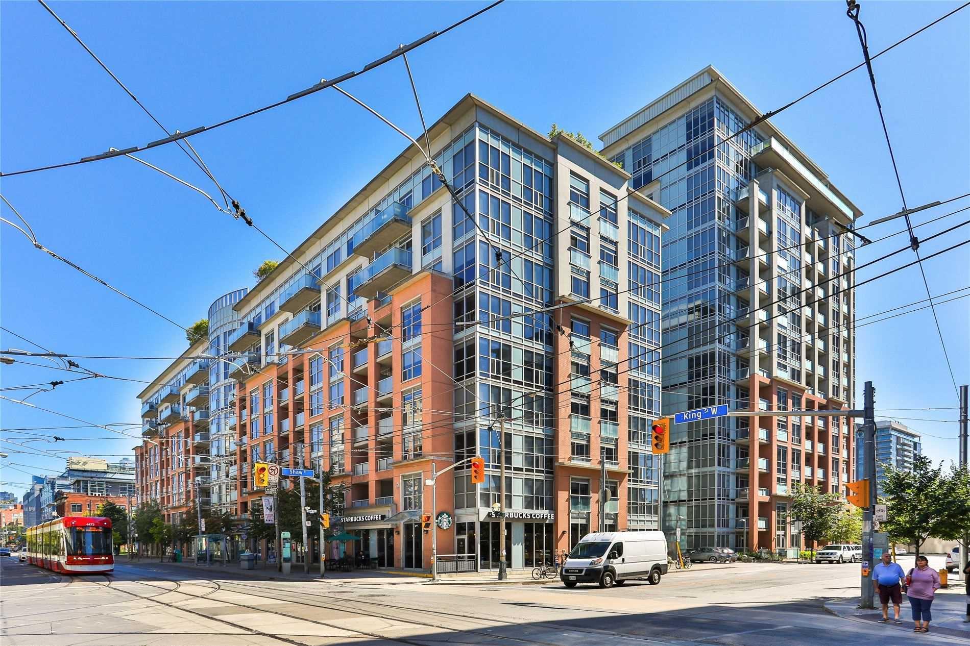 Main Photo: 929 1 Shaw Street in Toronto: Niagara Condo for sale (Toronto C01)  : MLS®# C4583261
