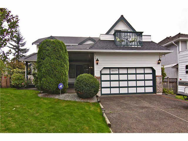 Main Photo: 18079 64A AVENUE in : Cloverdale BC House for sale : MLS®# F1323159
