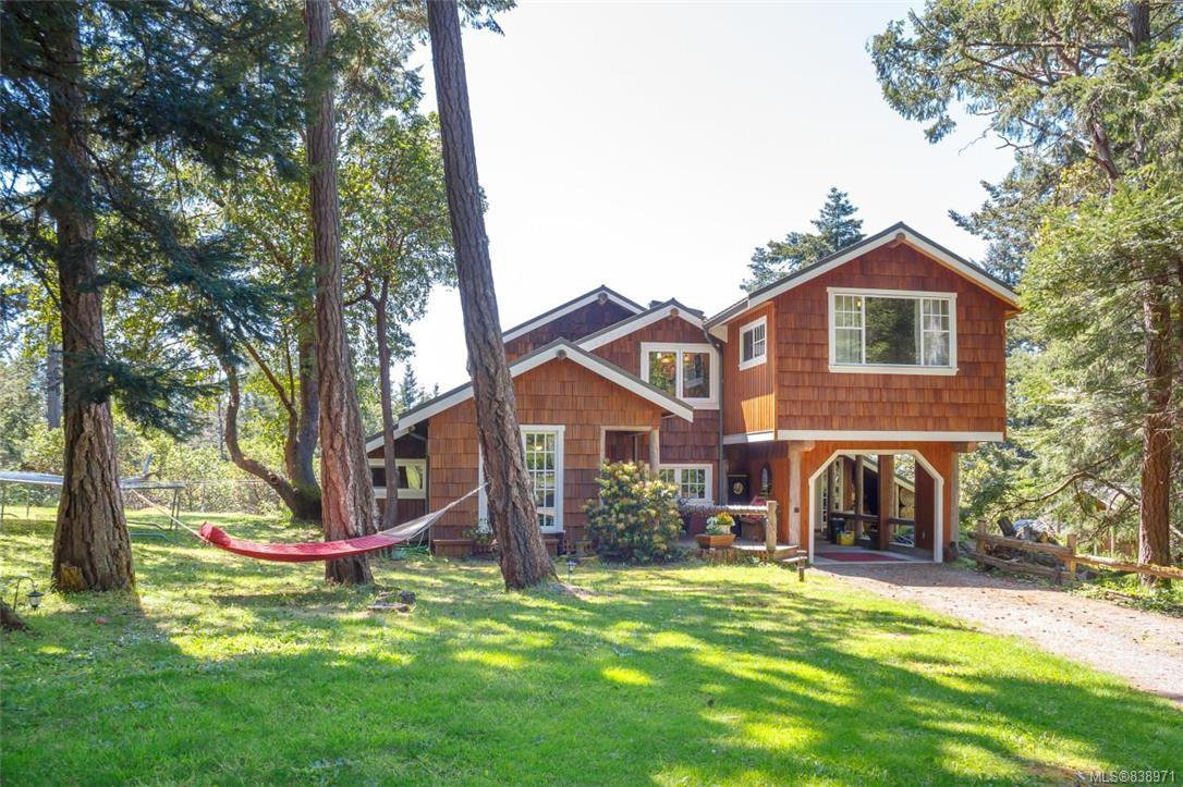 Main Photo: 574 Gemini Dr in Metchosin: Me Rocky Point House for sale : MLS®# 838971