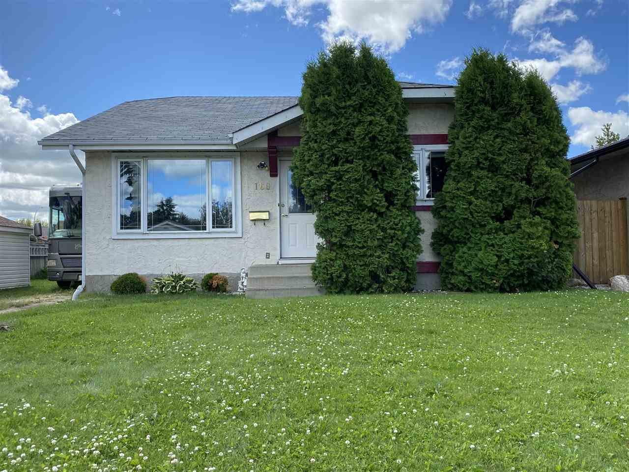 Main Photo: 169 Garnet Crescent: Wetaskiwin House for sale : MLS®# E4207762