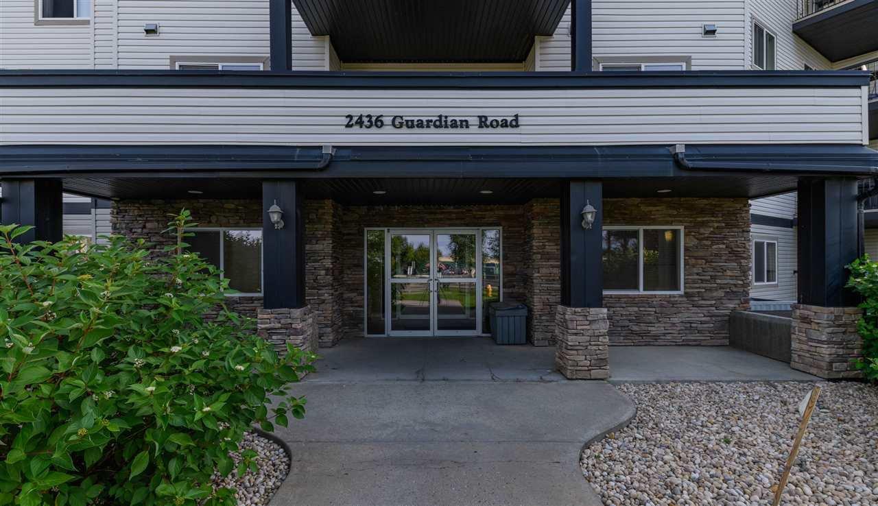 Main Photo: 133 2436 Guardian Road in Edmonton: Zone 58 Condo for sale : MLS®# E4211667