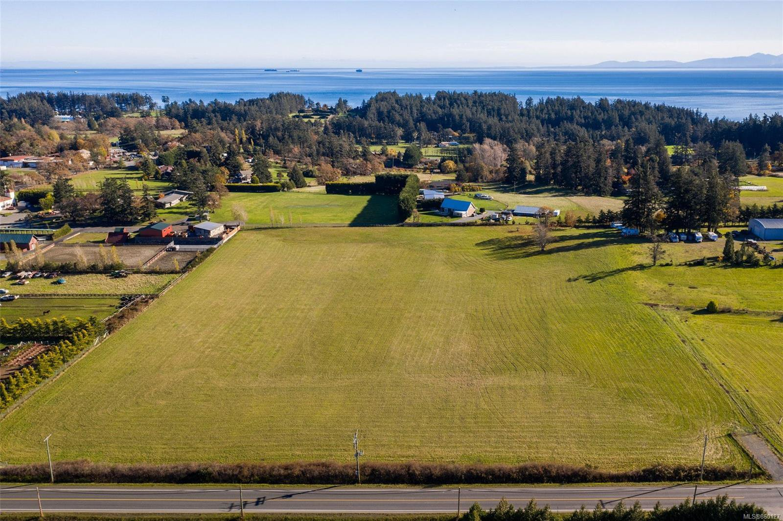 Main Photo: Lot 3 Rocky Point Rd in : Me William Head Land for sale (Metchosin)  : MLS®# 860127