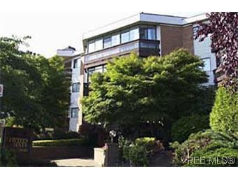Main Photo: 410 1560 Hillside Ave in VICTORIA: Vi Oaklands Condo Apartment for sale (Victoria)  : MLS®# 288360