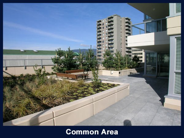 """Photo 14: Photos: 405 121 W 16TH Street in North Vancouver: Central Lonsdale Condo for sale in """"THE SILVA"""" : MLS®# V965894"""