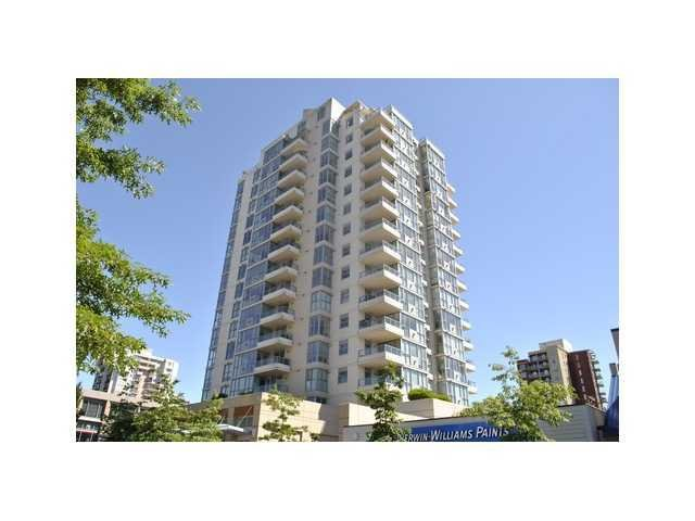 "Main Photo: 405 121 W 16TH Street in North Vancouver: Central Lonsdale Condo for sale in ""THE SILVA"" : MLS®# V965894"