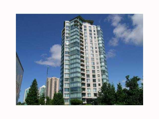 Main Photo: # 1703 4505 HAZEL ST in Burnaby: Forest Glen BS Condo for sale (Burnaby South)  : MLS®# V1070750