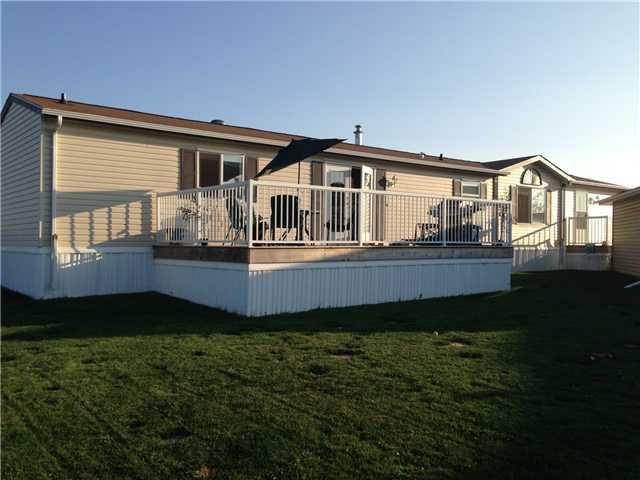 Main Photo: 440 Oak Wood CR in Edmonton: Zone 42 Mobile for sale : MLS®# E3386928