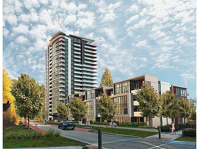 Main Photo: # 509 5628 BIRNEY AV in Vancouver: University VW Condo for sale (Vancouver West)  : MLS®# V1137874