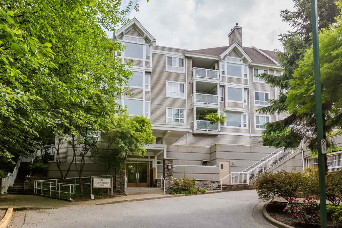 Main Photo: 310 3099 TERRAVISTA PLACE in Port Moody: Port Moody Centre Condo for sale : MLS®# R2072312