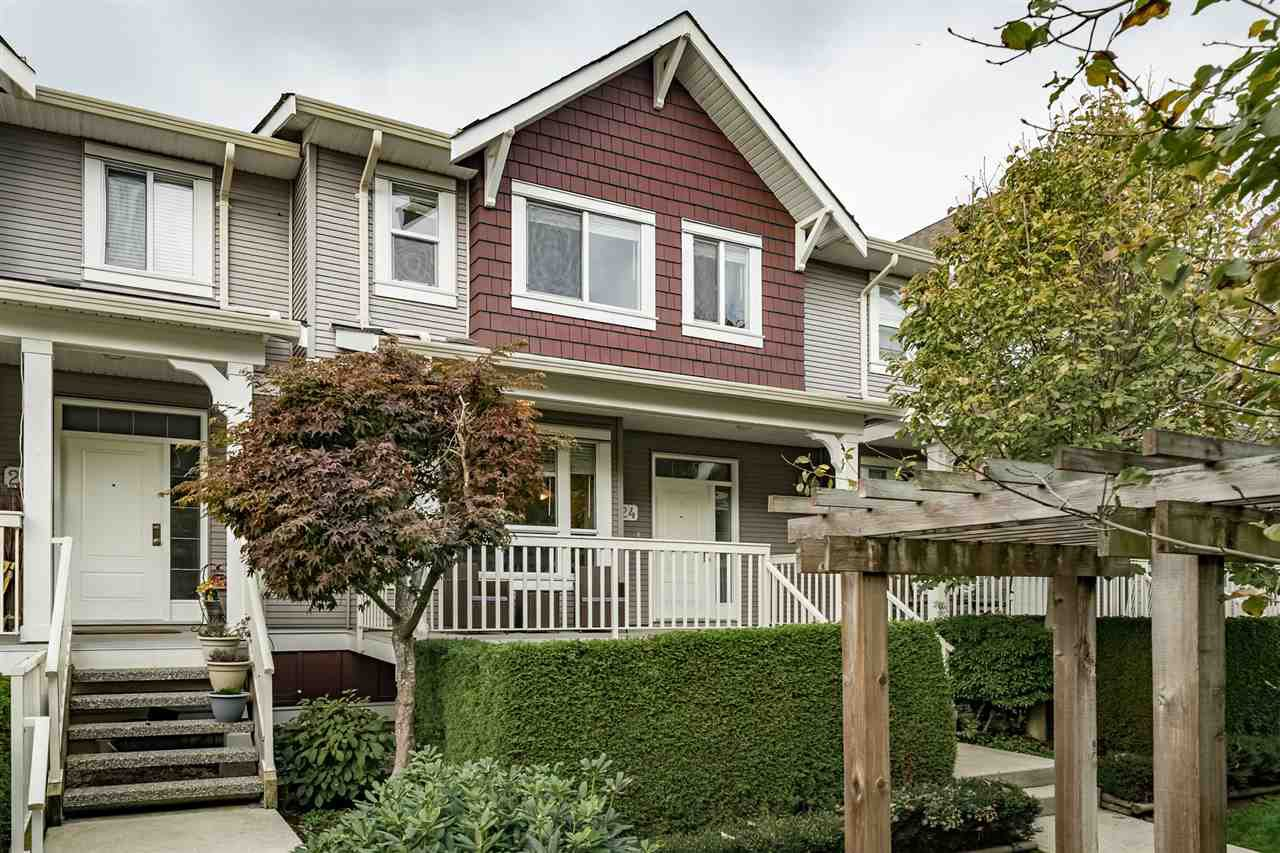 Main Photo: 24 5999 ANDREWS ROAD in Richmond: Steveston South Townhouse for sale : MLS®# R2315160