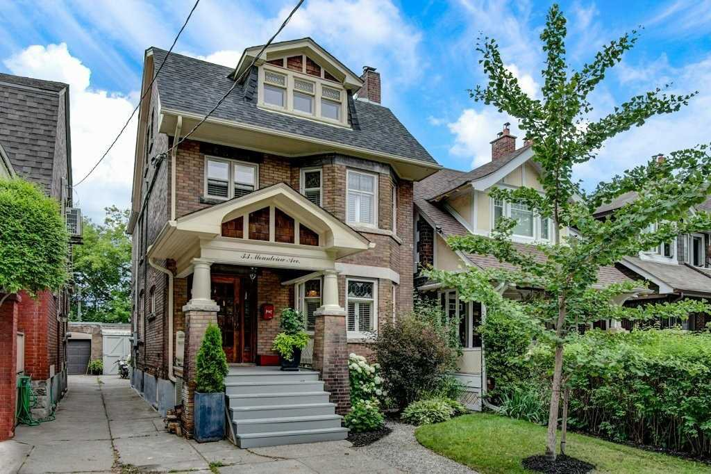 Main Photo: 33 Mountview Avenue in Toronto: High Park North House (2 1/2 Storey) for sale (Toronto W02)  : MLS®# W4519291