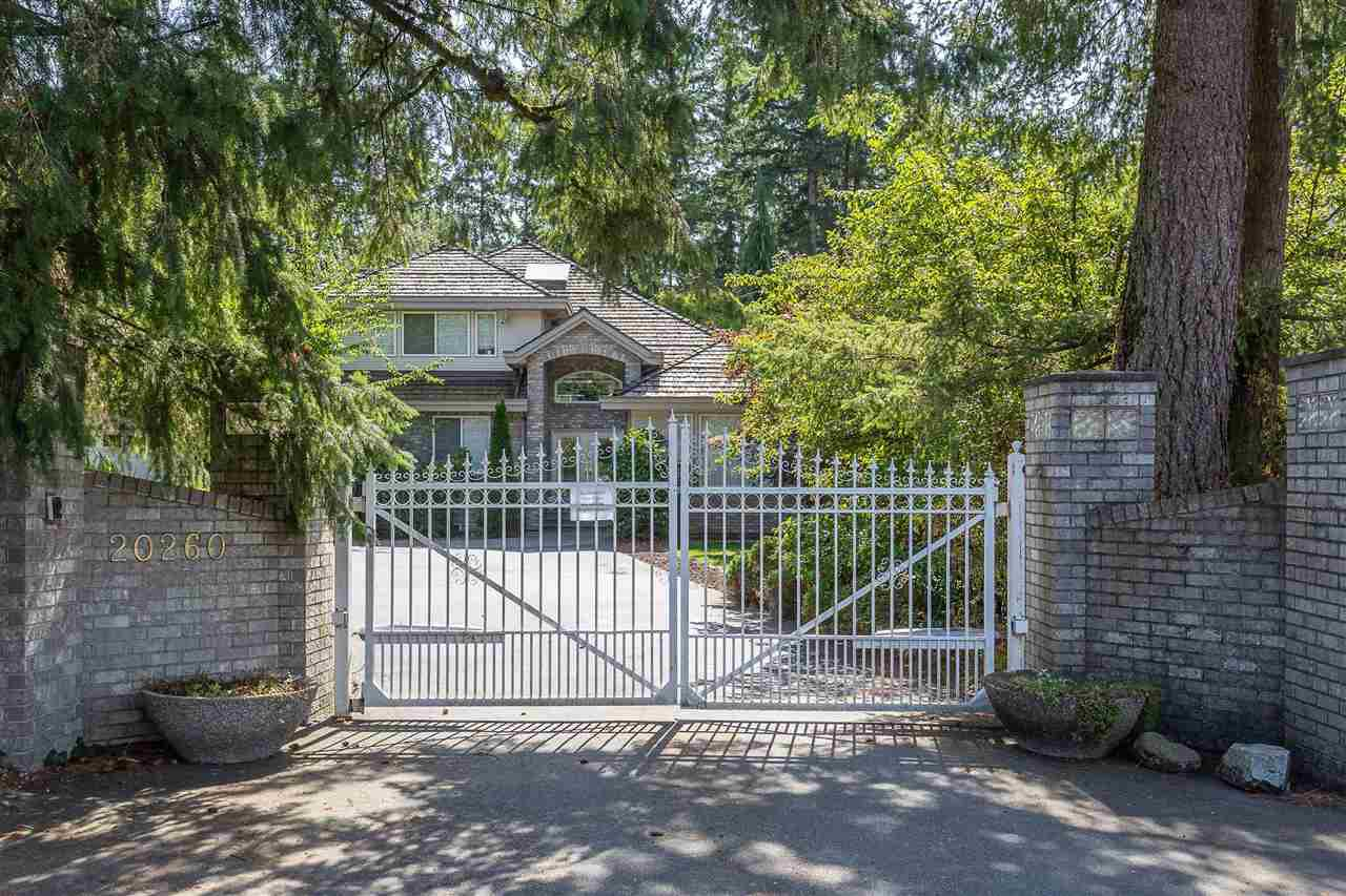 "Main Photo: 20260 28 Avenue in Langley: Brookswood Langley House for sale in ""BROOKSWOOD"" : MLS®# R2403878"