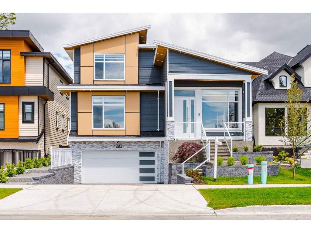 Main Photo: 16783 20A Avenue in Surrey: Grandview Surrey House for sale (South Surrey White Rock)  : MLS®# R2466821