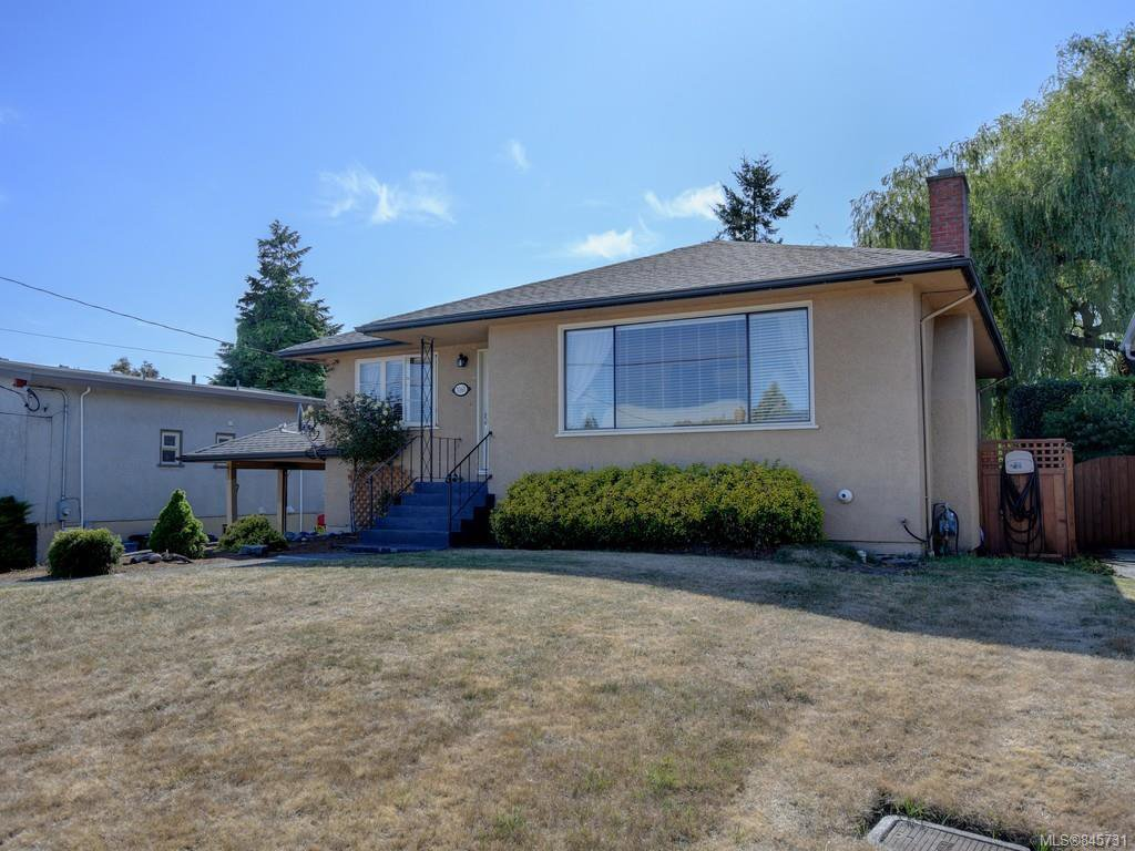 Main Photo: 3160 Aldridge St in : SE Camosun Single Family Detached for sale (Saanich East)  : MLS®# 845731