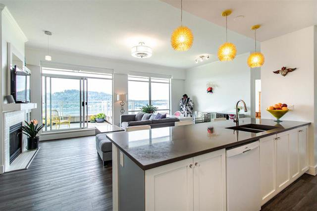 Main Photo: 507 3629 Deercrest Drive in North Vancouver: Roche Point Condo for sale : MLS®# R2472819