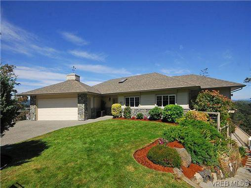 Main Photo: 507 Outlook Place in VICTORIA: Co Triangle Single Family Detached for sale (Colwood)  : MLS®# 309462