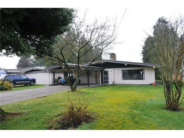 Main Photo: 12221 188TH Street in Pitt Meadows: West Meadows House for sale : MLS®# V986217