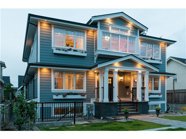 "Main Photo: 711 4TH Street in New Westminster: GlenBrooke North House for sale in ""GLENBROOKE NORTH"" : MLS®# V1011814"