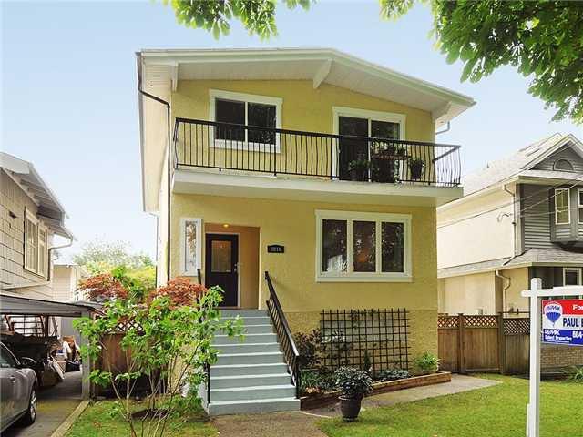 Main Photo: 3816 GLEN DR in : Knight House for sale : MLS®# V963273