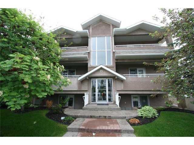 Main Photo: 201 335 30 Avenue NE in CALGARY: Tuxedo Condo for sale (Calgary)  : MLS®# C3575543