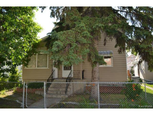 Main Photo: 500 Young Street in WINNIPEG: West End / Wolseley Residential for sale (West Winnipeg)  : MLS®# 1316761
