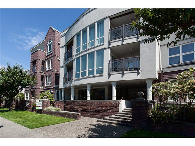 Main Photo: # 308 2335 WHYTE AV in Port Coquitlam: Central Pt Coquitlam Condo for sale : MLS®# V1125809