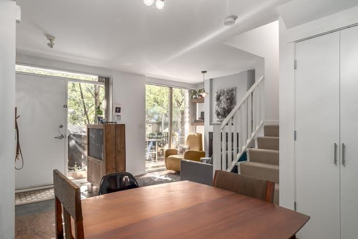 Photo 4: Photos: TH15 969 RICHARDS Street in Vancouver: Downtown VW Townhouse  (Vancouver West)  : MLS®# R2002772