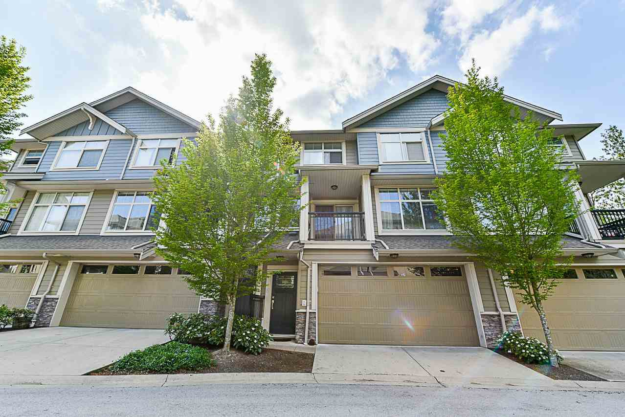 "Main Photo: 16 22225 50 Avenue in Langley: Murrayville Townhouse for sale in ""MURRAY'S LANDING"" : MLS®# R2263870"