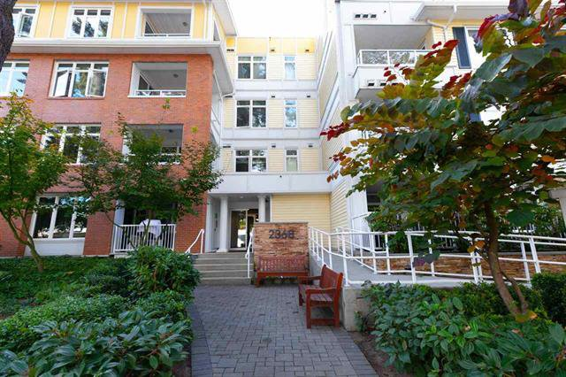 Main Photo: 314 2368 Marpole Avenue in Port Coquitlam: Central Pt Coquitlam Condo for sale : MLS®# R2314647