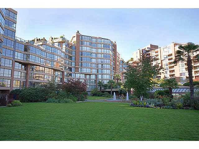 Main Photo: G04 1490 Pennyfarthing Drive in Vancouver: Condo for sale