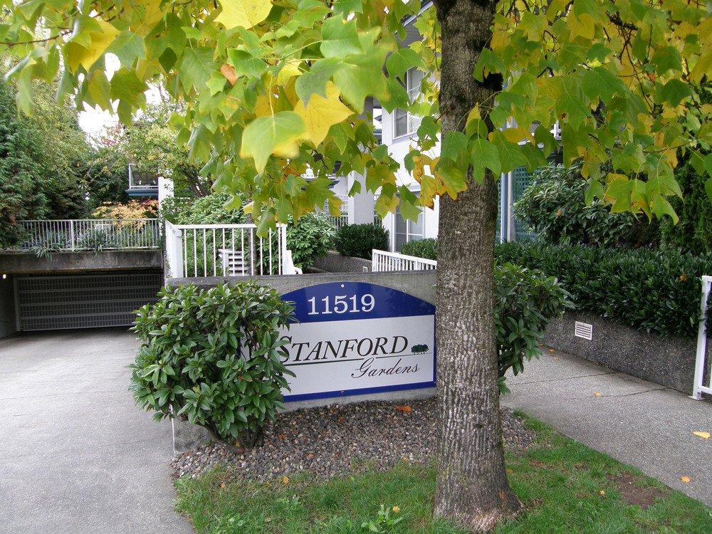Main Photo: 313 11519 BURNETT Street in STANFORD GARDENS: Home for sale : MLS®# V1091143