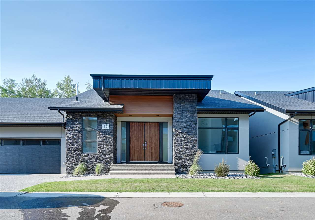 Main Photo: 36 95 SALISBURY Way: Sherwood Park House Half Duplex for sale : MLS®# E4210102