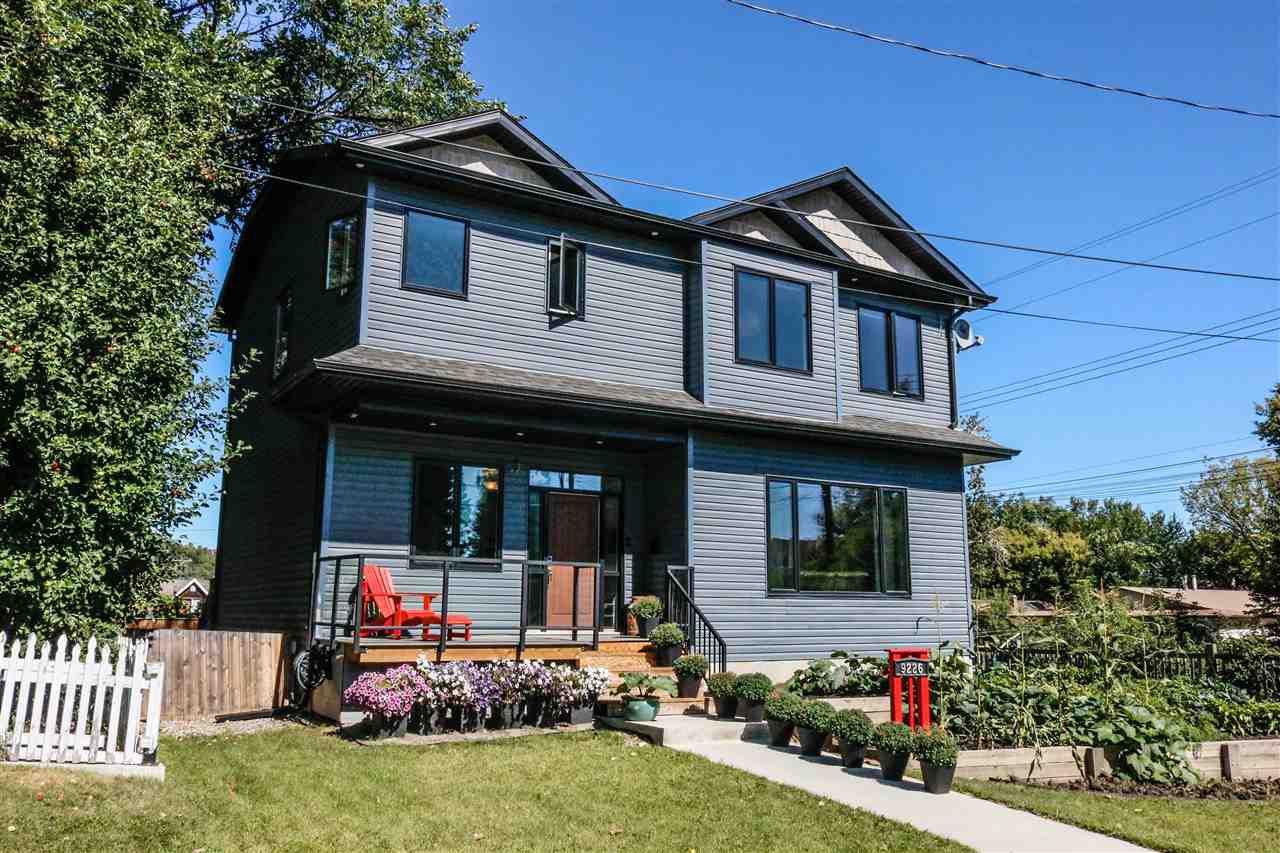 Main Photo: 9226 100 Avenue NW in Edmonton: Zone 13 House for sale : MLS®# E4211856