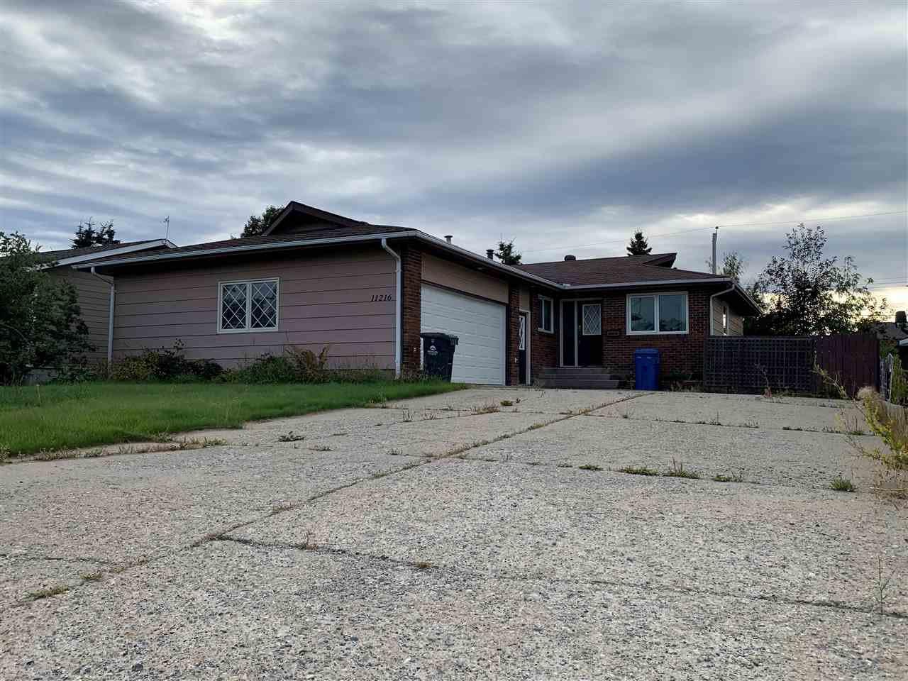 Main Photo: 11216 102 Street in Fort St. John: Fort St. John - City NW House for sale (Fort St. John (Zone 60))  : MLS®# R2495710