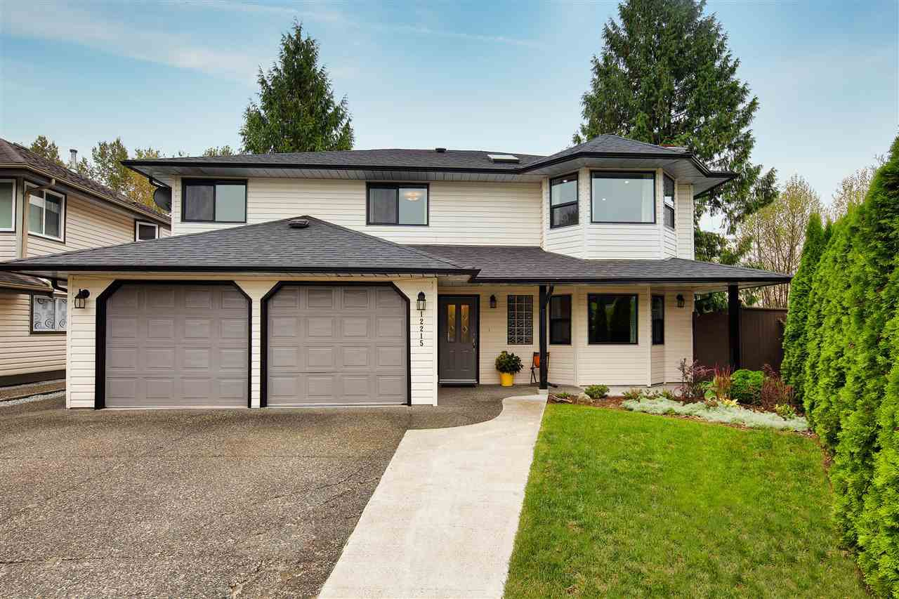 Main Photo: 12215 232A Street in Maple Ridge: East Central House for sale : MLS®# R2504777