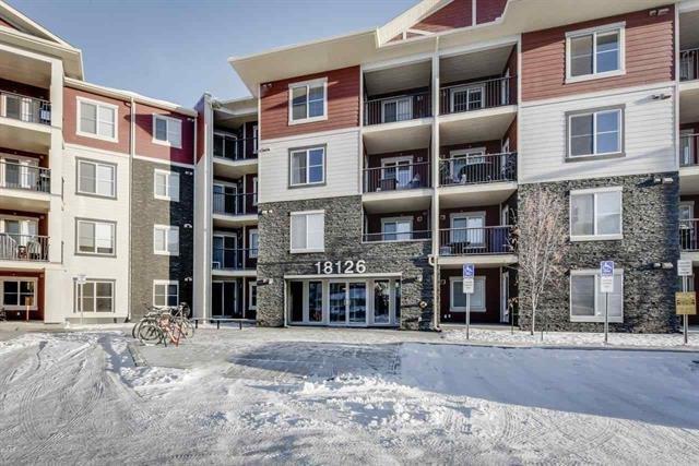 Main Photo: 112 18126 77 Street in Edmonton: Zone 28 Condo for sale : MLS®# E4221138
